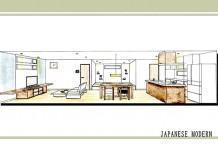 住宅リフォーム計画/既存の住宅をお客様の要望に沿ってリフォーム。さらには、付加価値を付け、独自性のある住宅を目指す。