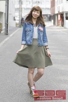 ファッション学科/清水さん
