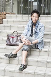 ファッション学科/鈴木くん