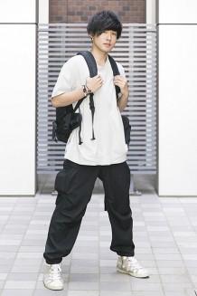 ファッション学科/金澤くん