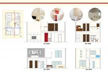 戸建て住宅リフォーム/木造の中古住宅を購入したクライアントの要望に合わせてリフォームを計画。