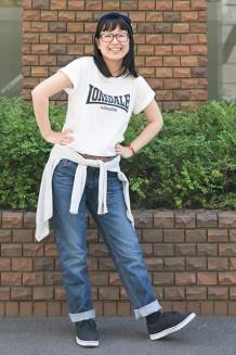 ファッション学科/及川さん