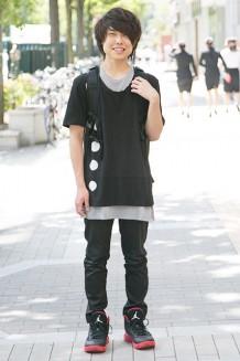 ファッション学科/笹川君