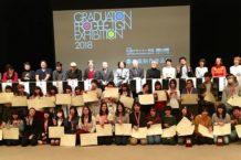卒業制作特別審査・表彰式を開催しました!